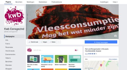 Facebook voor je afdeling – 7 tips