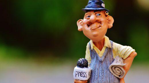 Hoe omgaan met de pers?